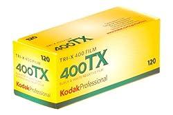 KODAK PROFESSIONAL TRI-X 120 BLACK & WHITE PRINT FILM (ISO-400)