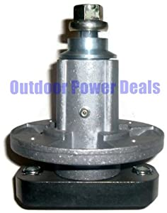 John Deere GY20050 GY20785 Replaecment Spindle by Aftermarket