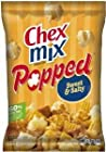 Chex Mix Popped Sweet and Salty Snacks Bag 9 Ounce (4-pack)