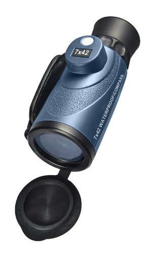 Barska 7X42 Deep Sea Monocular With Compass