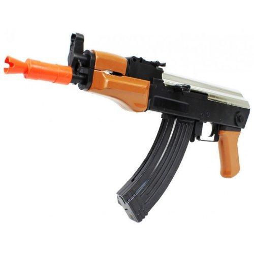Spetsnaz Power Shot Ak47 Spring Airsoft Gun Fps-250 Perfect For Cqb