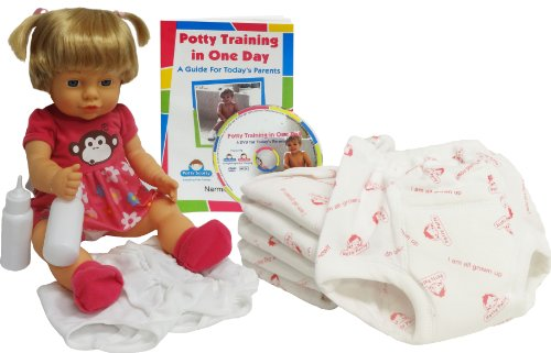 Free Potty Training Kits front-1044522