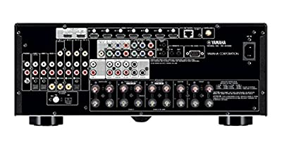 Yamaha RX-A1060BL 7.2 Channel Network AV Receiver from Yamaha Electronics