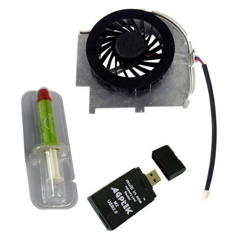 Brainydeal Ibm Levono Thinkpad T60 Laptop Cpu Cooling Fan Mcf-210Pam05 41V9932 26R9434 W/Thermal Pas