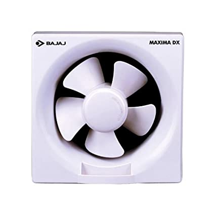 Bajaj Maxima DX 5 Blade (250mm) Exhaust Fan