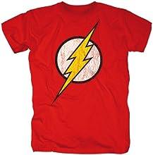Comprar Bravado - Camiseta de Flash con cuello redondo para hombre