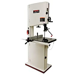 JET JWBS-18QT-3 18-Inch 3-Horsepower 1PH Band Saw with Quick Tensioning lever