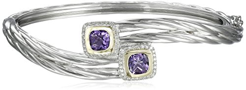 sg-sterling-silver-and-14k-yellow-gold-double-amethyst-center-diamond-bangle-bracelet-1-4cttw-i-j-co