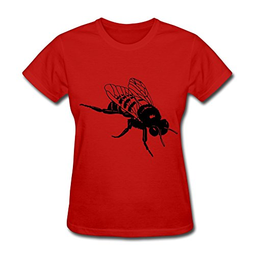 Bumble Bee Hot 100% Cotton Shirts For Lady