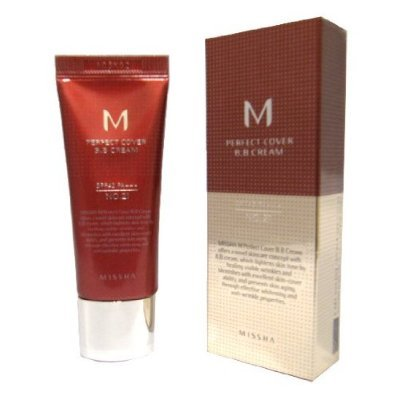 MISSHA M PERFECT COVER BB CREAM SPF42 No. 21