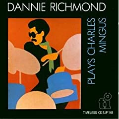 "Featured recording ""Plays Charles Mingus"""