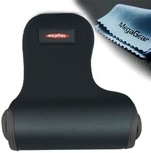MegaGear ''Ultra Light'' Neoprene Camera Case Cover Protector for DSLR Cameras Nikon D3200, D3300, D3100, Nikon D5300, D5200, D5100, D3300 with 18-55m