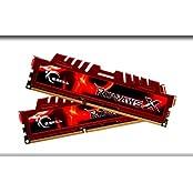 G.SKILL F3-2133C9D-8GXL RipjawsX Series 8GB 2 X 4GB 240-Pin DDR3 SDRAM DDR3 2133 PC3 17000 Desktop Memory