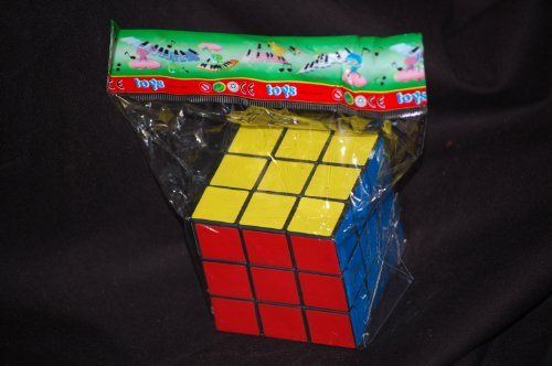 Picture of Toysmith Magic Cube (B000IDOOOM) (Brain Teasers)