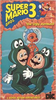 Super Mario Bros. 3 - The Ugly Mermaid