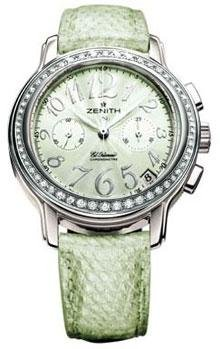 Zenith Baby Doll Star Women'S Watch 16-1230-4002-61-C516