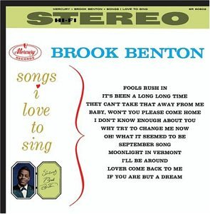Brook Benton - Forty Greatest Hits [Disc 1] - Zortam Music
