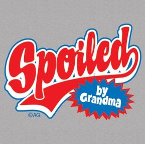 Toddler Gildan T-Shirt : Spoiled By Grandma - Cute Shirt for Your Grandson or Granddaughter - Buy Toddler Gildan T-Shirt : Spoiled By Grandma - Cute Shirt for Your Grandson or Granddaughter - Purchase Toddler Gildan T-Shirt : Spoiled By Grandma - Cute Shirt for Your Grandson or Granddaughter (Gildan, Gildan Apparel, Gildan Toddler Boys Apparel, Apparel, Departments, Kids & Baby, Infants & Toddlers, Boys, Shirts & Body Suits, T-Shirts & Tank Tops)