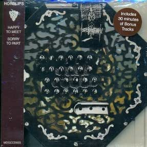 Horslips Happy To Meet Sorry To Part