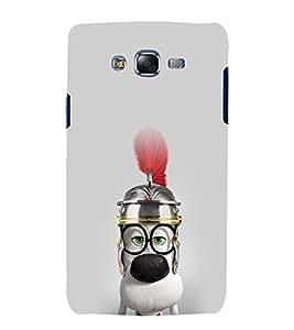 printtech Peabody And Sherman Dog Back Case Cover for Samsung Galaxy J7 / Samsung Galaxy J7 J700F