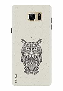 Noise Designer Printed Case / Cover for Samsung Galaxy Note7 / Nature / Forest Owl Design