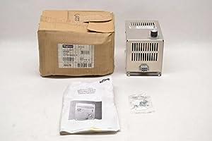 Hoffman Enclosures - DAH4001B - Electric Heater 400 Watt 115v 50/60hz Aluminum