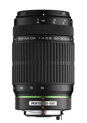 Pentax Da 55-300Mm F/4-5.8 Ed Lens For Pentax And Samsung Digital Slr Cameras