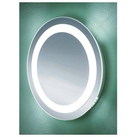 Badspiegel BELEUCHTET Wandspiegel BELEUCHTUNG Spiegel LICHT Badwandspiegel aus Kristall YJ-1192