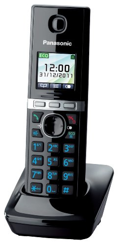 Panasonic KX-TGA806EB Additional Handset for KX-TG8061EB Family Reviews