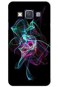 IndiaRangDe Hard Back Cover FOR Samsung Galaxy A3