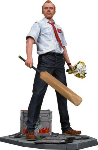 "Shaun of The Dead 12"" Talking Action Figure"