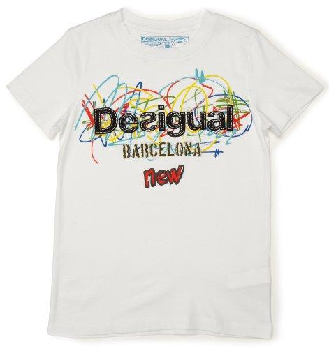 Desigual Zihuatanejo Logo Boy's T-Shirt