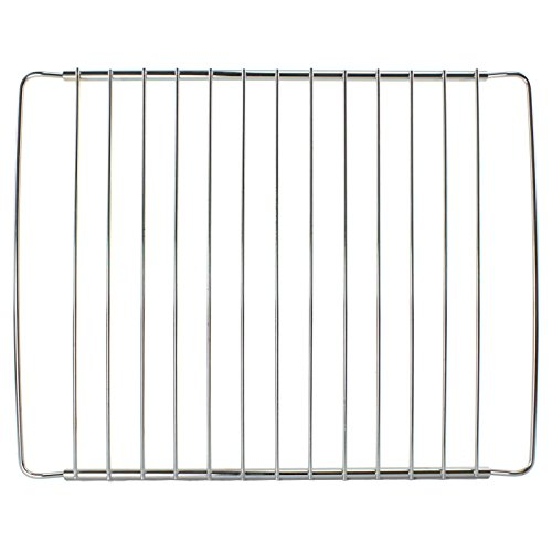 Spares2go Chrome Adjustable Width Shelf For Ariston Oven Cooker (1 Shelf) (Ariston Oven Spare Parts compare prices)