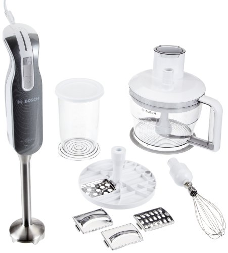 Bosch MSM-7800 Multi-Purpose 750W Food Processor Blender Set from Bosch