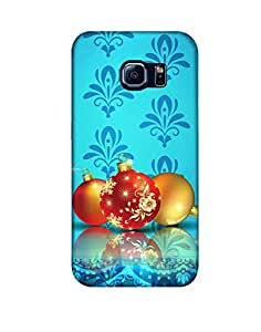 Pick Pattern Back Cover for Samsung Galaxy S6 SM-G920