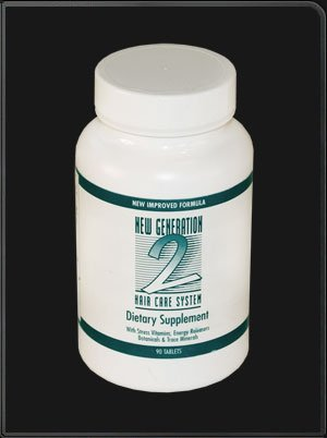 New Generation Dietary Supplements - Helps To Control Hair Loss And Thinning Hair