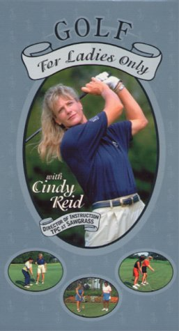 Golf For Ladies Only - With Cindy Reid [Vhs] front-1024122