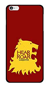 """Humor Gang Winter Thrones Printed Designer Mobile Back Cover For """"Apple Iphone 6 PLUS-6s PLUS"""" (3D, Glossy, Premium Quality Snap On Case)"""