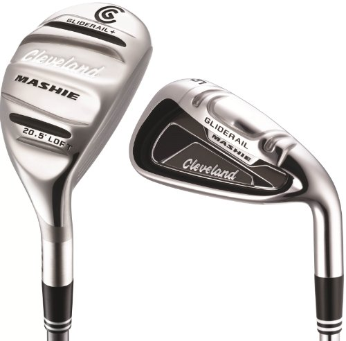 Cleveland Golf Men's 6-PW Mashie Irons (Right Hand, Regular, Steel Shaft)