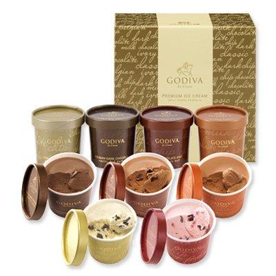 GODIVA(ゴディバ) アイスクリーム ギフトセット 9個入