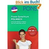 PONS Power-Sprachkurs Polnisch: Lernen Sie Polnisch in 4 Wochen. Buch mit 2 Audiio-CDs