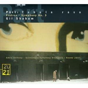 Arvo Pärt - Tabula Rasa, Fratres, Symphony No. 3 [1999]