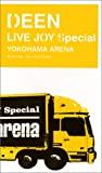 LIVE JOY Special 横浜アリーナ [VHS]
