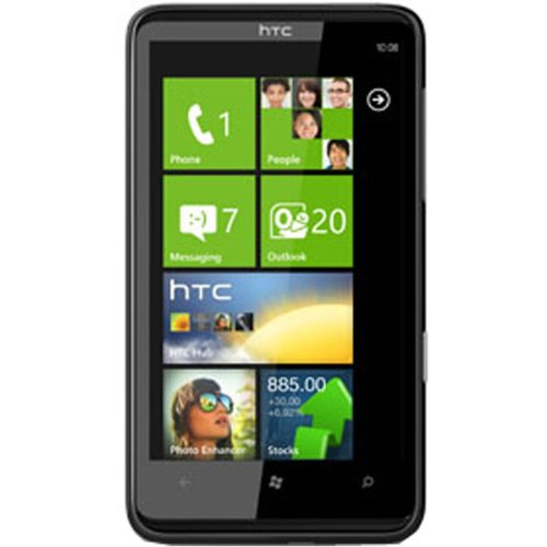 HTC HD7 Unlocked Global Smartphone - Window 7, 1 GHz processor, GPS, WiFi (Unlocked)
