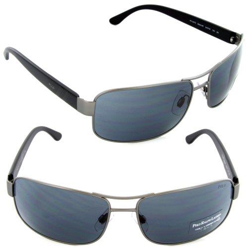 Polo 3070 905087 905087 3070 Square Aviator Sunglasses Lens Category 3
