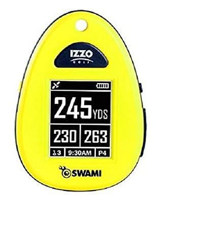 Swami Sport Golf g.p.s (Jaune) 30000Courses Mentionnés