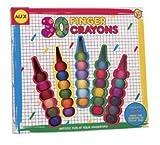 Alex Finger Crayons – 30 Pieces