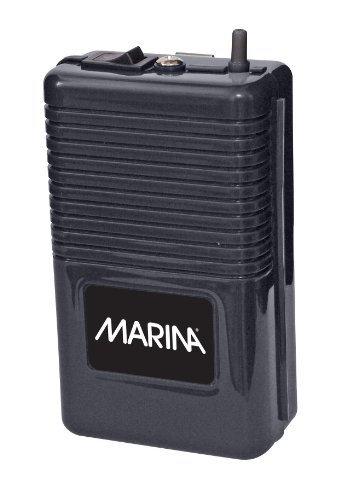 Marina Battery-Operated Air Pump (Battery Powered Aquarium Filter compare prices)