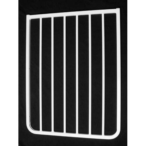Extension For Autolock Gate&Stairway Black 10.5""