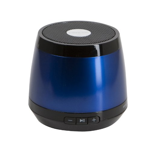 HMDX Audio HX-P230BL JAM Classic Bluetooth Wireless Speaker (Blueberry)